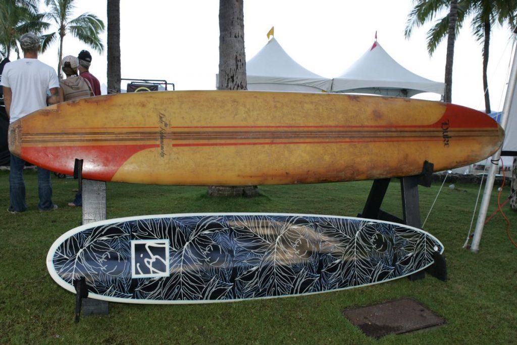 History of Duke Kahanamoku and Paddleboarding in Hawaii