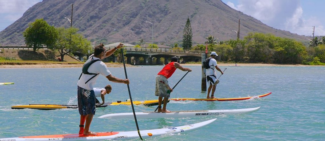 2017 Paddleboard Championship Race Press Release