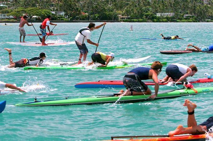 Paddleboard Race Registration